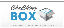 Cha-Ching Box Web Hosting